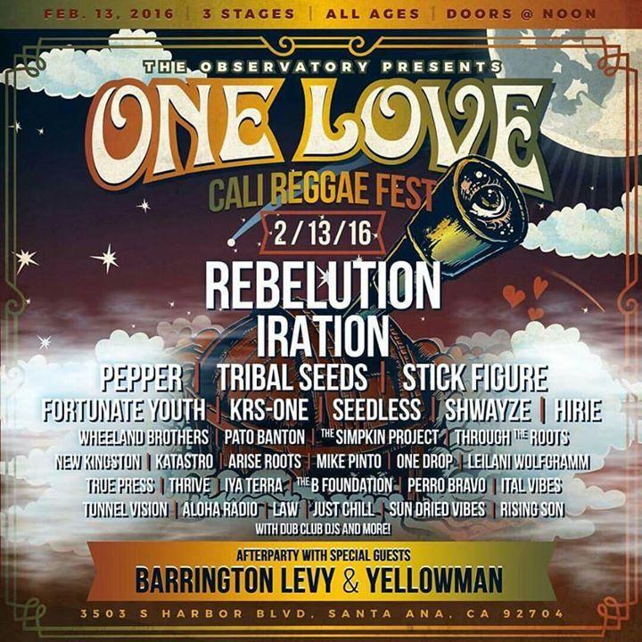One Luv Fest